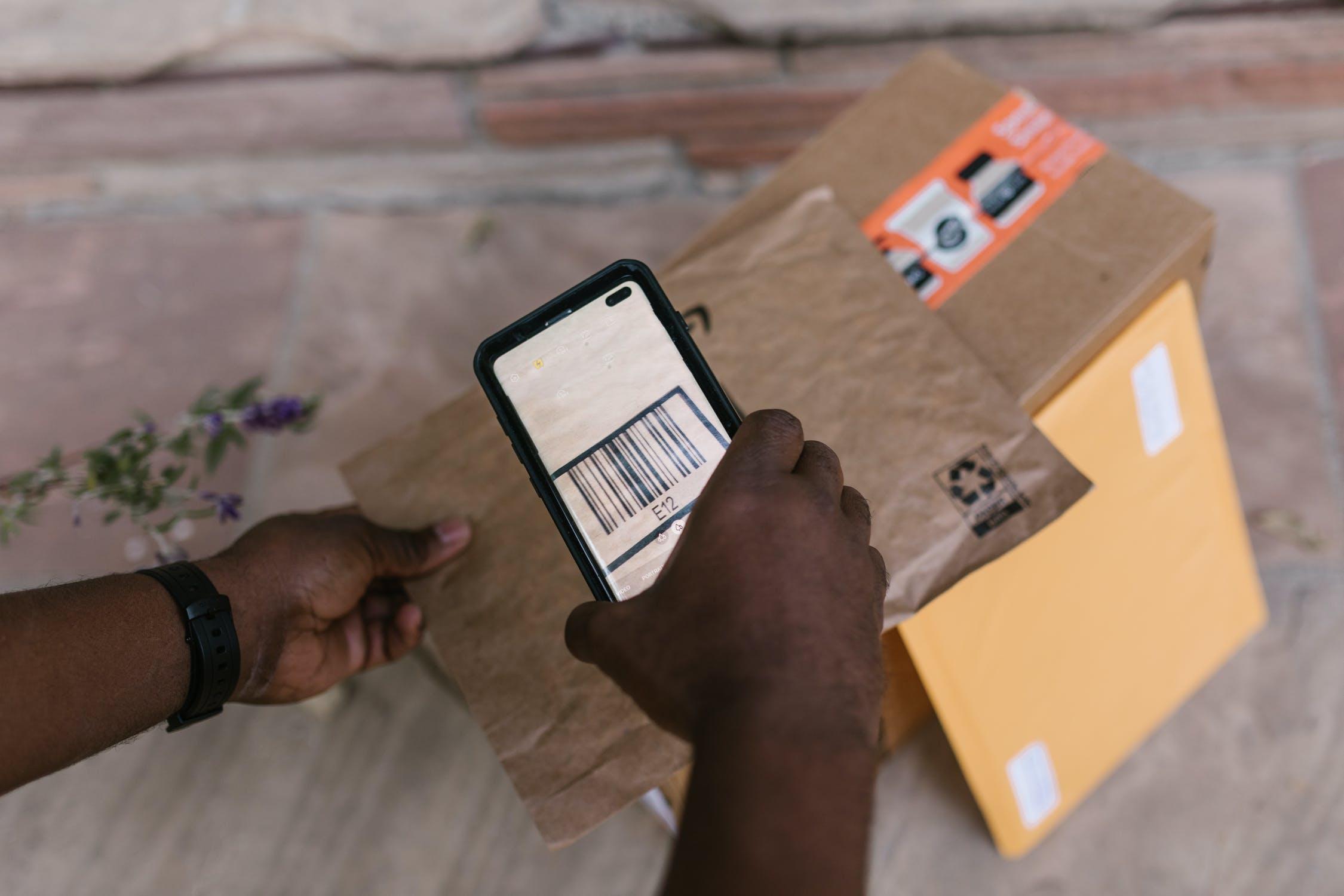 Wie draagt bij koop via internet het risico?